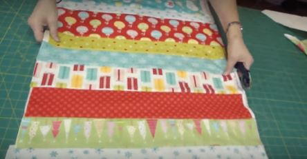 Quilt as You Go Video Tutorial