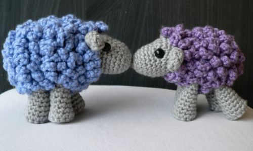 Little Zoo Crochet Sheep