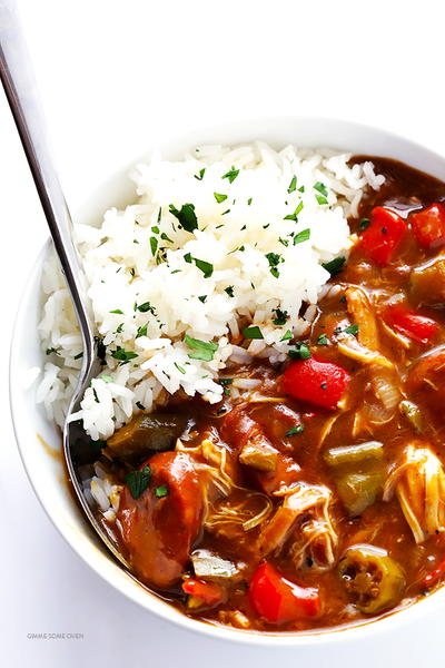 Best-Ever Southern Gumbo Recipe