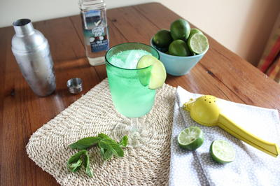 Coconut Mojito Drink Recipe