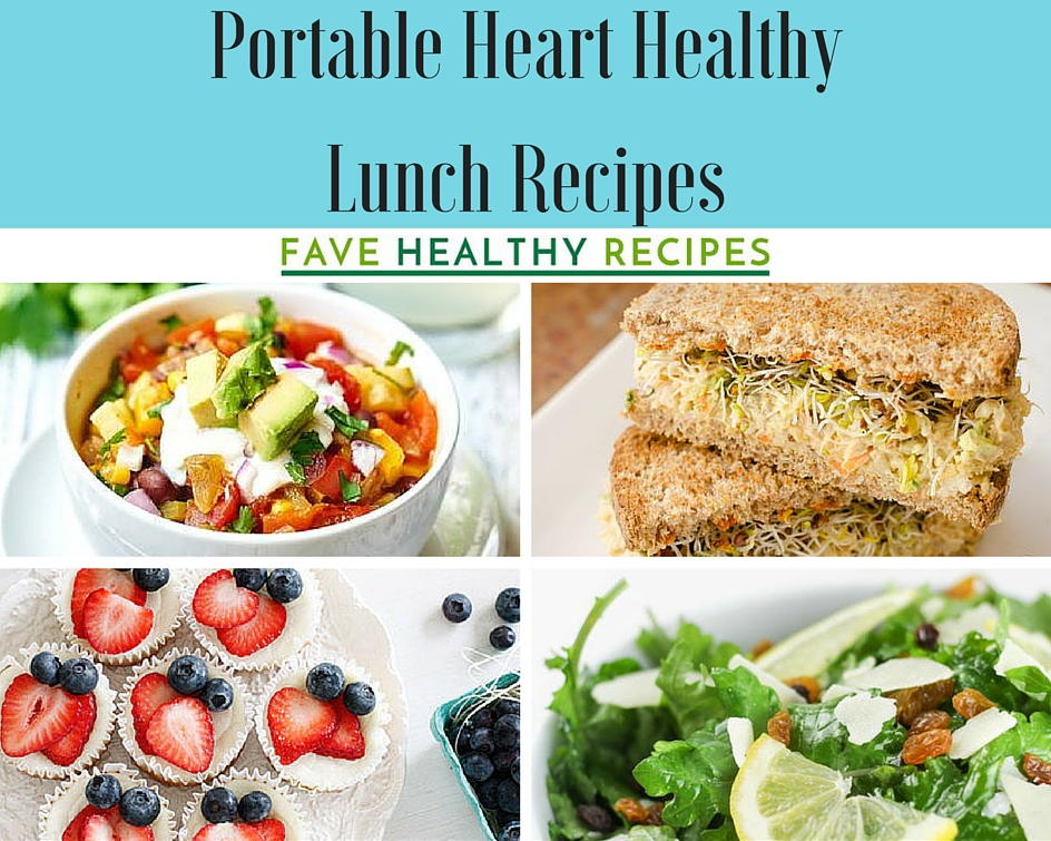 lunch ideas for healthy heart diet