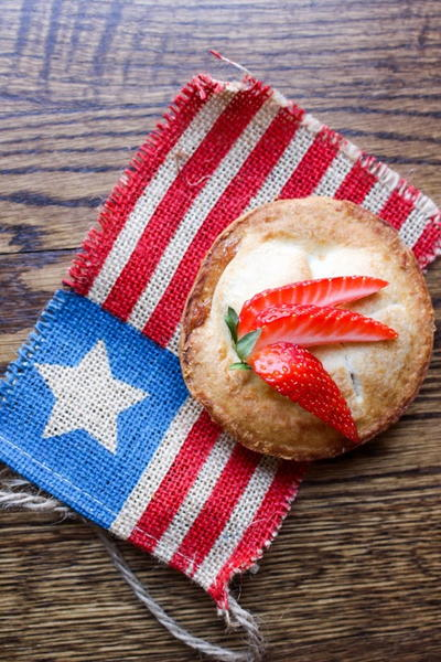Summer's Best Mini Strawberry Pies