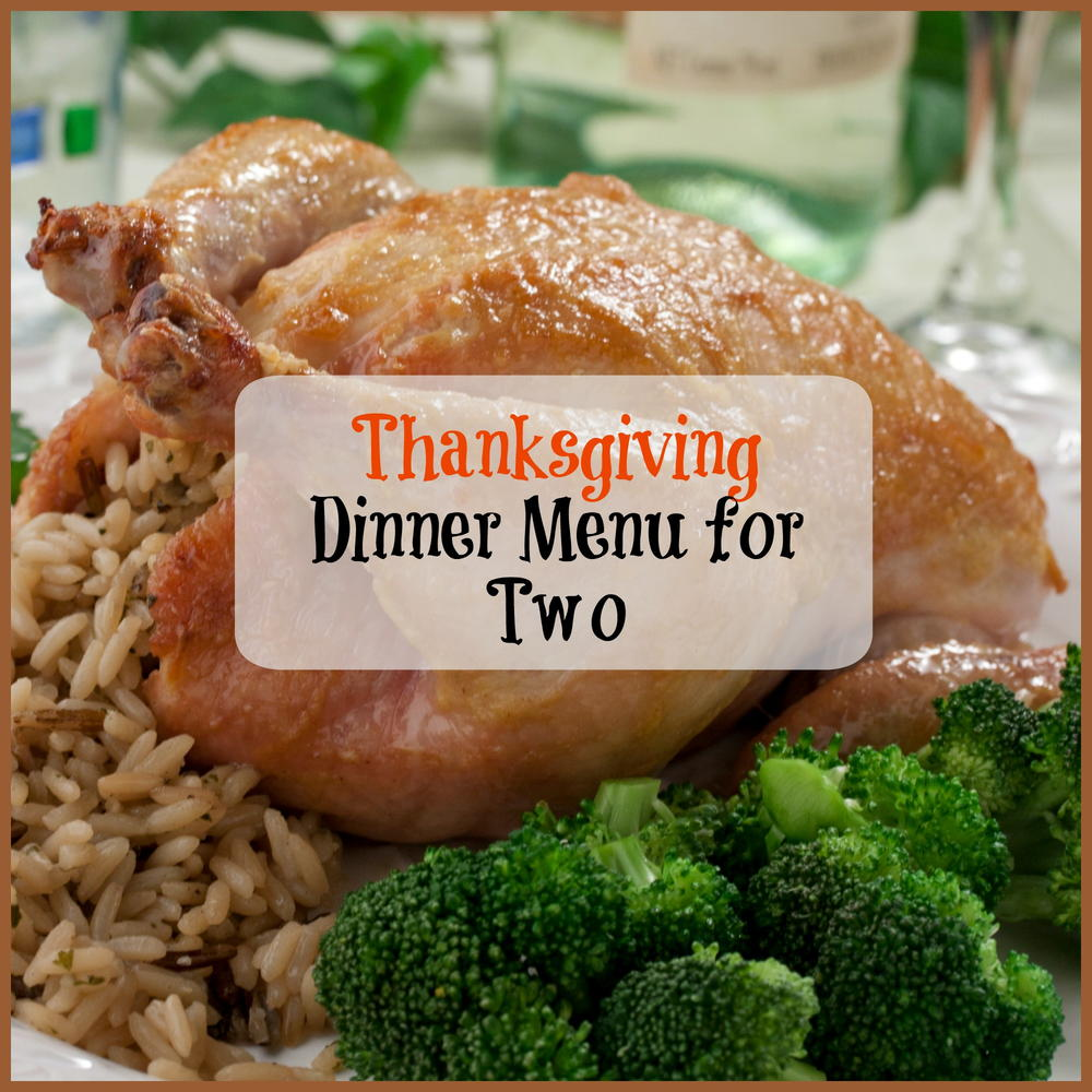 Our Top Picks For Preparing A Feast: Thanksgiving Dinner Menu For Two