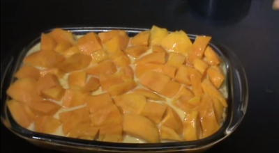 Easy Mango Trifle