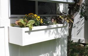 Diy Window Flower Box Diyideacenter Com