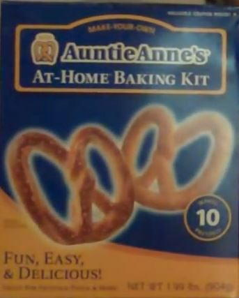 How to Make Auntie Annes Pretzels