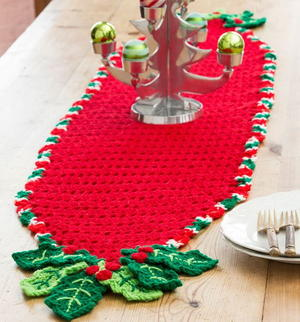 Christmas Table Runner Diy.All Free Christmas Crafts Free Christmas Crafts For Diy