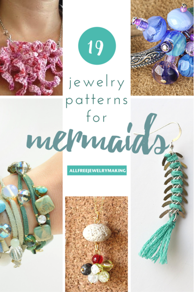 DIY Beach Jewelry Patterns for Mermaids