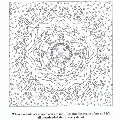 5 Free Printable Coloring Books (PDF Downloads