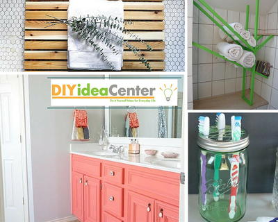 Diy Bathroom Remodel Ideas 32 marvelous diy bathroom remodel ideas | diyideacenter