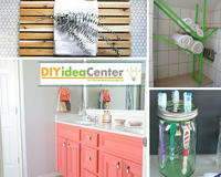 DIY Bathroom Ideas: 32 Marvelous DIY Bathroom Remodel Ideas