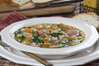 Old World Peasant Soup