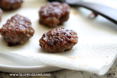 Homemade Southern Breakfast Sausage Recipe