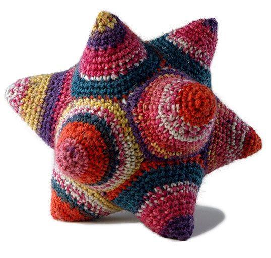 Free Crochet Patterns Christmas Tree Topper : Celestine Crochet Tree Topper AllFreeChristmasCrafts.com