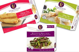 Feel Good Foods Appetizer and Entree Prize Pack