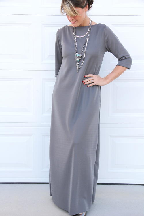 Easy 2-Hour Maxi Dress