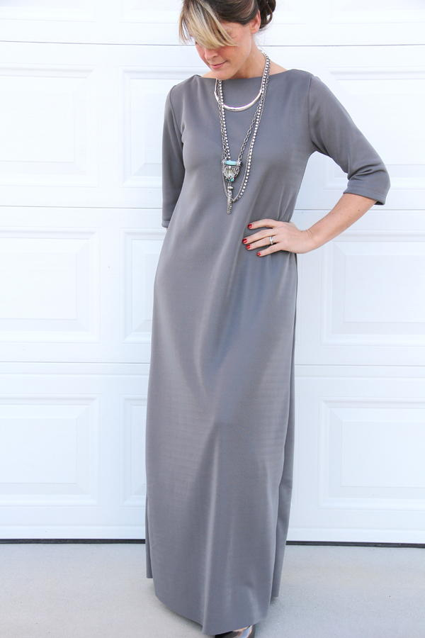 2-Hour Maxi Dress Pattern