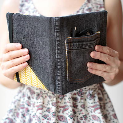 Stylish DIY Tablet Case