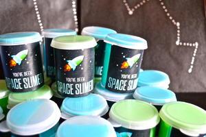 DIY Space Slime