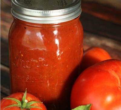 Canned Spaghetti Sauce Recipe