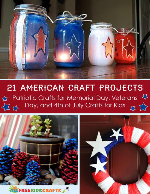American Craft Projects eBook