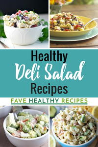 15 Healthy Deli Salad Recipes