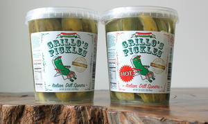 Grillo's Pickles Prize Pack