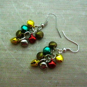 Jingle Bell Rock DIY Earrings