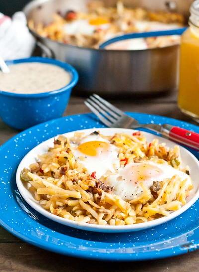1950's Diner Hash Brown Recipe | AllFreeCopycatRecipes com