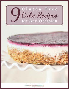 9 Gluten Free Cake Recipes for Any Occasion