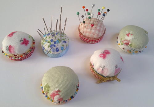 Tiny Sweet Pincushions