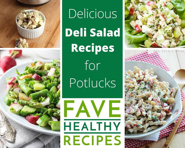 Deli Salad Recipes