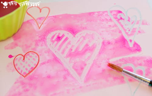 Sugar Wash Painting Project