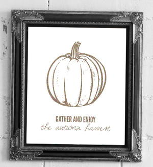 Easy Breezy Fall Printables