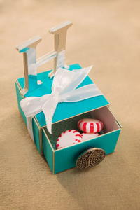 Candy Drawer DIY Wedding Favor