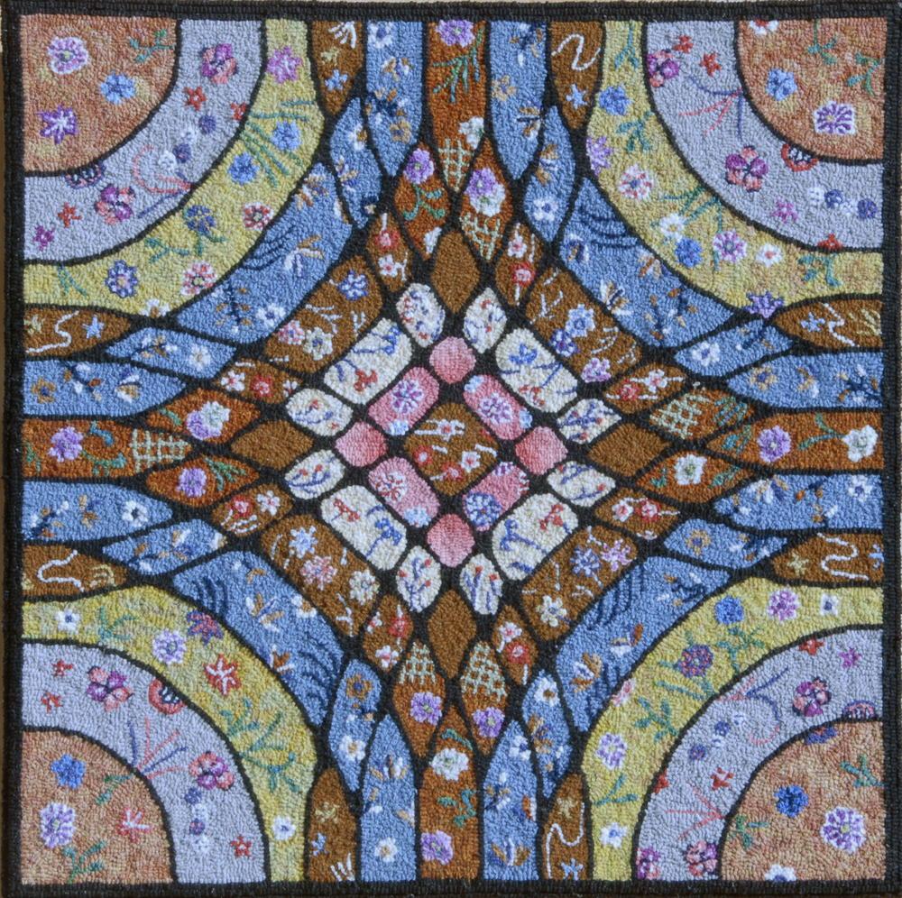 mosaic japan_Japanese Mosaic | rughookingmagazine.com