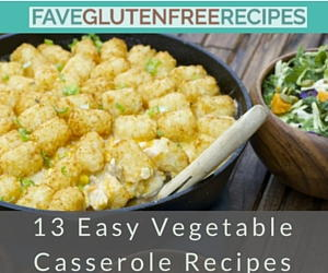13 Easy Vegetable Casserole Recipes