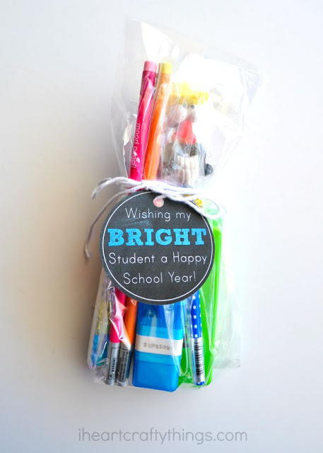 DIY Back to School Kids Gift