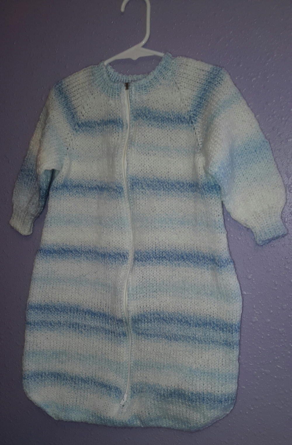 Baby Sleep Sack Allfreeknitting Com