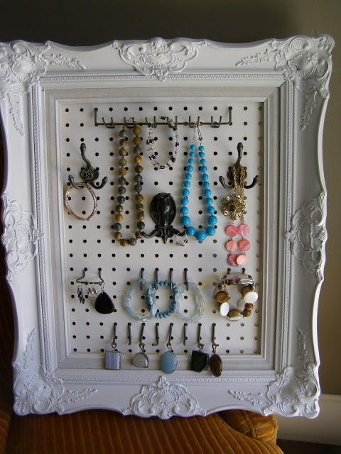 Darling DIY Jewelry Holder