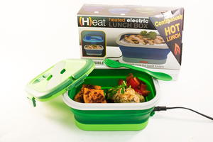Smart Planet Electric Heated Lunch Box