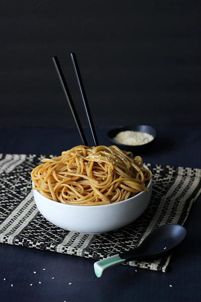 Hibachi Noodles Recipe