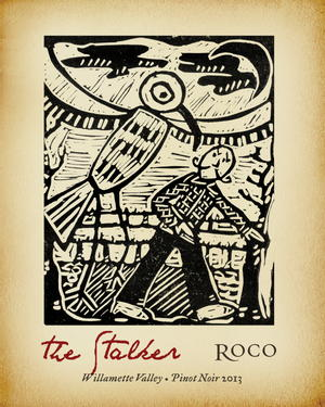 ROCO The Stalker Pinot Noir 2013