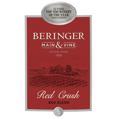 Beringer Red Crush NV