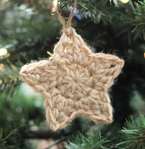 Sweet and Simple Christmas Star