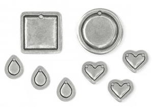 Pewter Border Metal Stamping Blanks Review