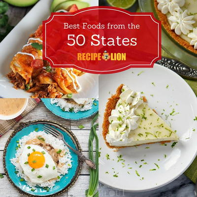 Best Foods from the 50 States