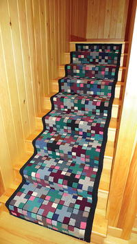 The Summer of the Stair Runner