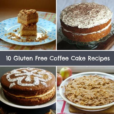 10 Gluten Free Coffee Cake Recipes You'll Love