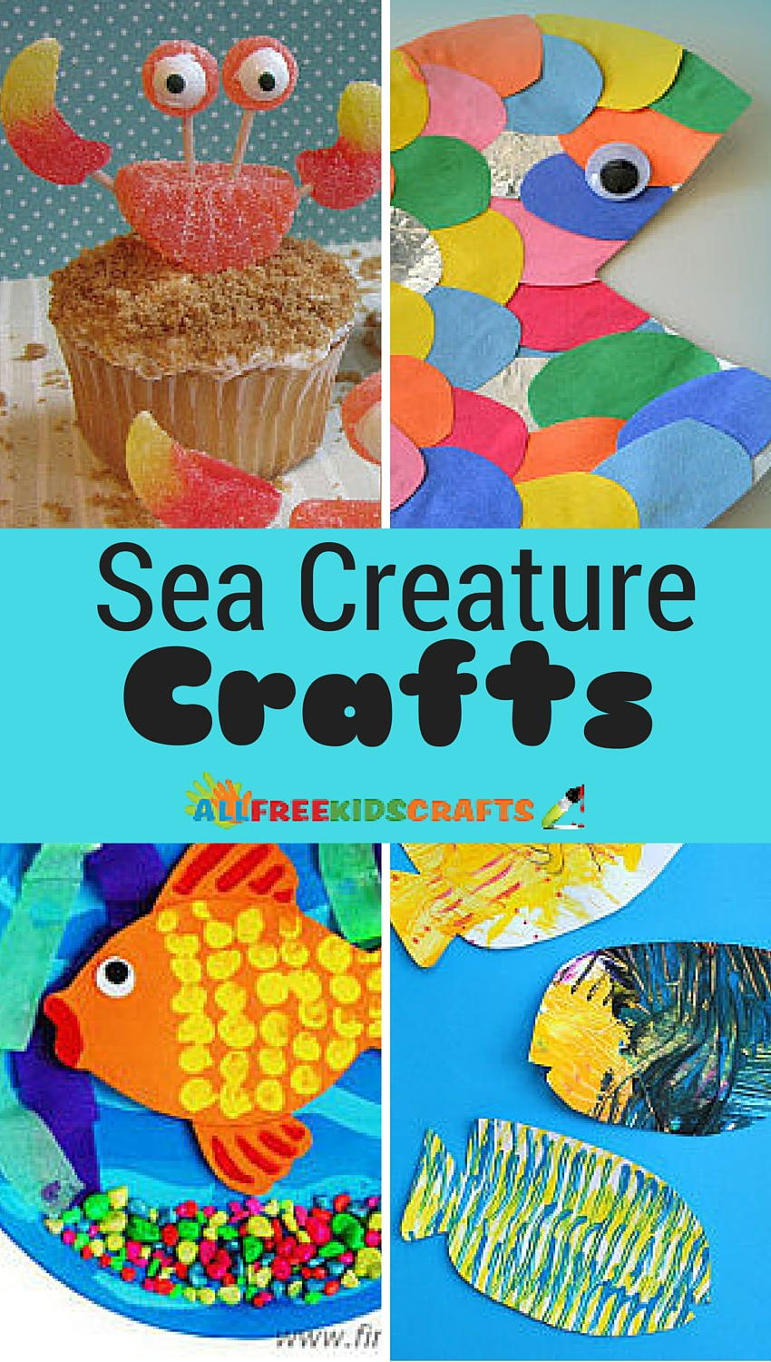 Sea Creature Craft Projects